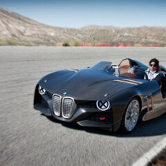 BMW 328 Hommage unveiled