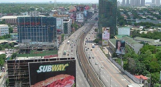 EDSA - Epifanio delos Santos Avenue