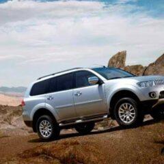 Mitsubishi Montero Sport tops SUV Q1 sales