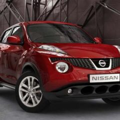 Nissan pays Juke owners for spec error