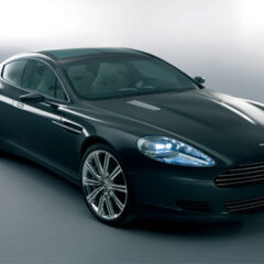 Aston Martin Rapide gets an upgrade