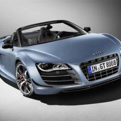 Audi R8 GT Spyder revealed