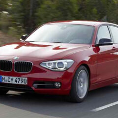 BMW 1-Series revealed