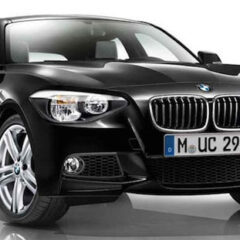 BMW 1-Series M Sport leaked