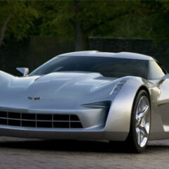 Chevy Corvette C7 to get smaller V8