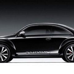 Volkswagen Beetle Black Turbo Launch Edition