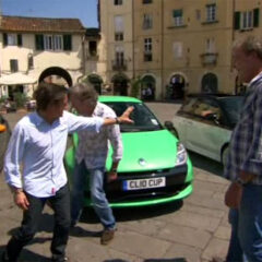 Clarkson, Hammond, May Amazon show coming this fall