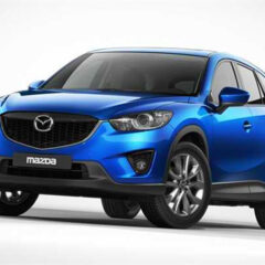 New Mazda CX-5 by 2012