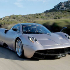 US blocks Pagani Huayra