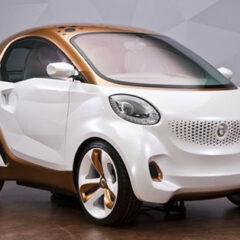 Frankfurt 2011: Smart Forvision Concept