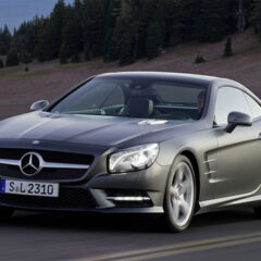 Sixth-generation Mercedes-Benz SL launched