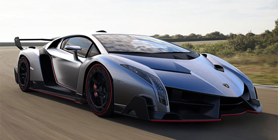 Lamborghini Veneno Unveiled Drive Philippines