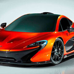 Apple in talks to buy McLaren?