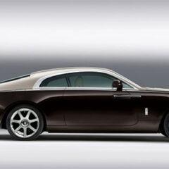 Rolls-Royce Wraith unveiled
