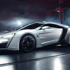 W Motors Lykan Hypersport a first for UAE
