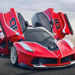 Sold Out: Ferrari FXX K