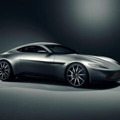 Aston Martin DB10 announced for new James Bond movie