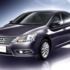 Nissan unveils 2014 Sylphy