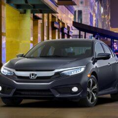 2016 Honda Civic price leaked?