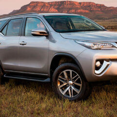 2016 Toyota Fortuner priced