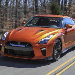 2017 Nissan GT-R revealed