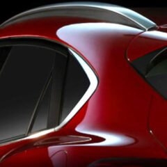 Mazda CX-4 teased for Beijing car show