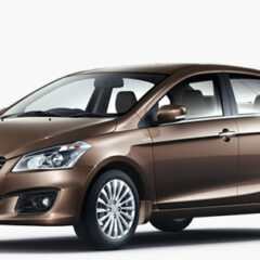 Suzuki unveils 2016 Ciaz subcompact sedan