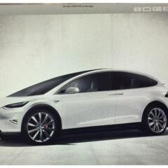 "Angry ""employee"" leaks Tesla 3 image and staff directory"