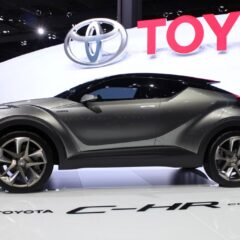 Toyota to build C-HR crossover