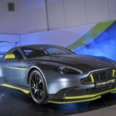 Aston Martin Vantage GT8 revealed