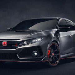 2017 Honda Civic Type R Concept unveiled