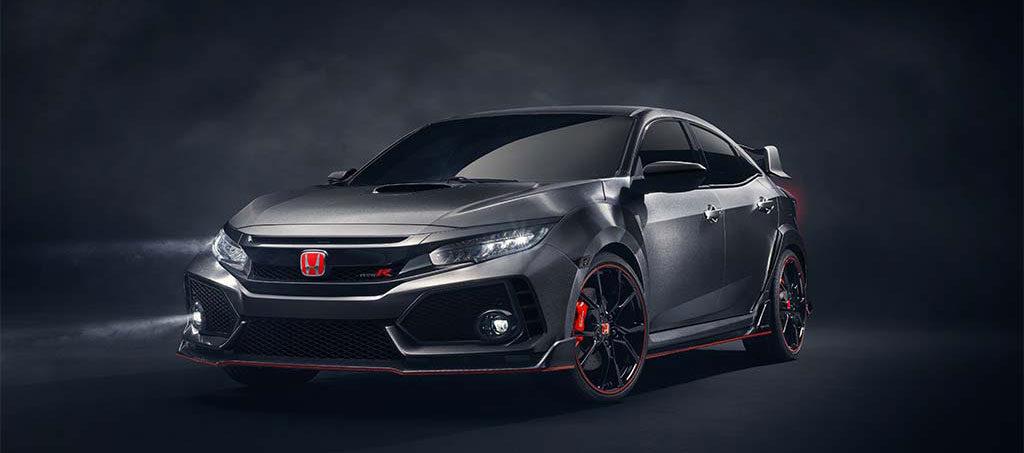 2017 Honda Civic Type R Concept
