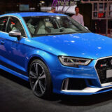 2018 Audi RS3 unveiled