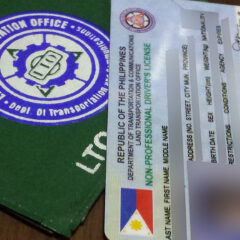 LTO extends driver's license validity to 5 years