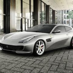 Ferrari GTC4 Lusso T revealed
