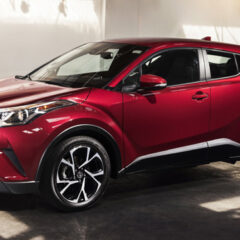 Toyota C-HR goes to production
