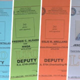 Traffic deputies to get color-coded IDs