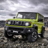2019 Suzuki Jimny revealed